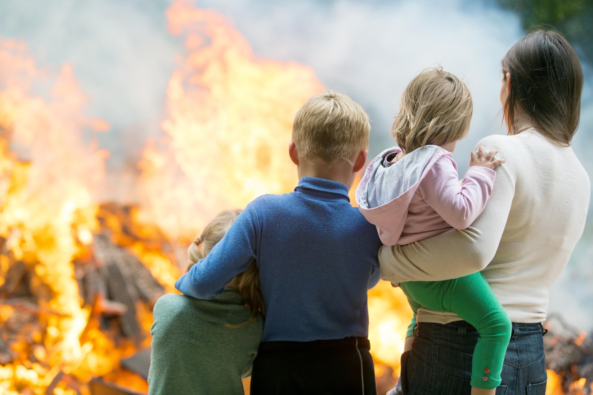 Εσωτερική Ασφάλεια – Οικογενειακός  Σχεδιασμός Εκτάκτου Ανάγκης